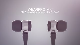 Introducing the WEARPRO Mic