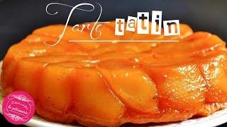 Recette TARTE TATIN AUX POMMES inspirée de Christophe Michalak ! Facile et délicieuse :)