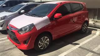 Xe Toyota Wigo 2019 1.2 G số tự động đủ màu giao ngay giá tốt