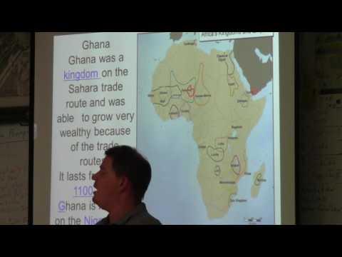 AP World Africa Periods 1 thru 6 review Part #1