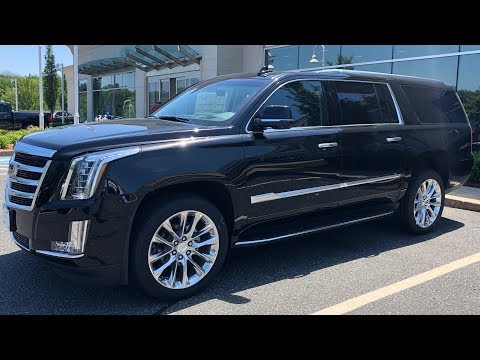 Cadillac Escalade Review - Truly Oversized SUV | Faisal Khan