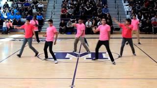 sunrise mountain dance team