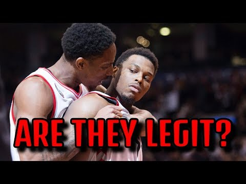 Why the Toronto Raptors Are LEGIT CONTENDERS in the Eastern Conference