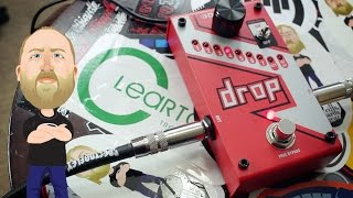 Digitech Drop Pedal - Demo