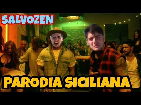 Luis Fonsi - Despacito ft. Daddy Yankee PARODIA SICILIANA