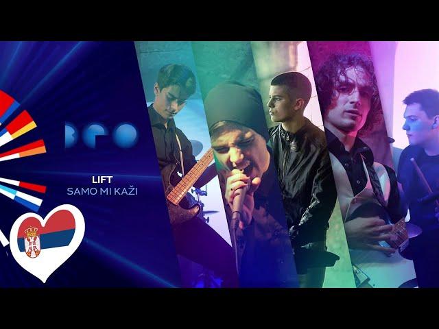 LIFT -  Samo mi kaži / Beovizija 2020