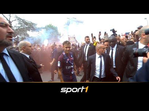 300 Millionen? Transfer-Wirbel um Neymar bei PSG | SPORT1 - TRANSFERMARKT