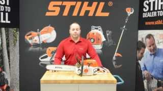 Tech Chat with Chad - How to start your STIHL chain saw - Season 1 EP 1
