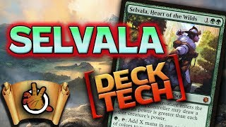 selvala heart of the wilds deck tech the command zone 231 magic the gathering commanderedh