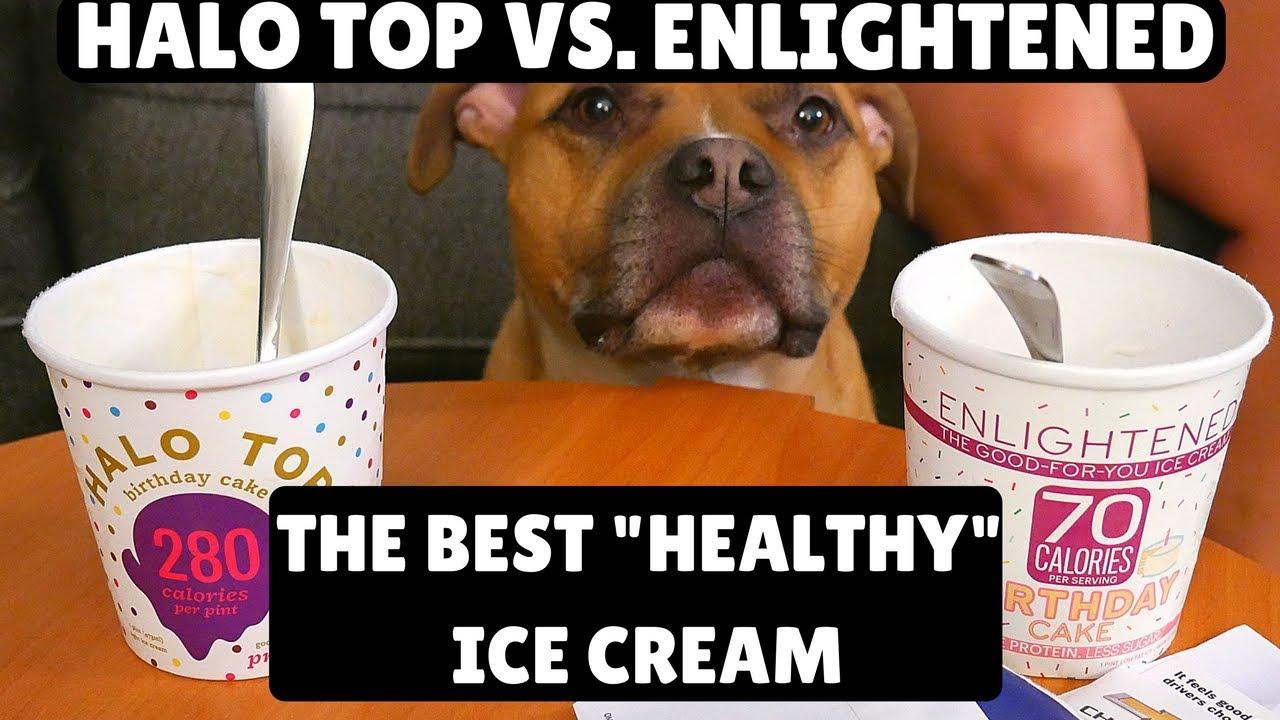 THE BEST HEALTHY ICE CREAM