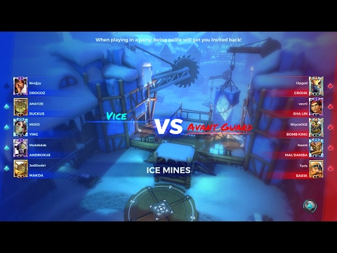 Vice 0-4 Avant Guard (27th March)   Ice Mines