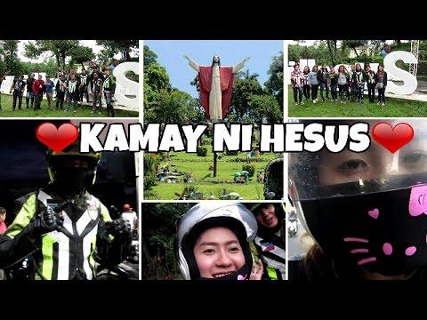 TRAVEL VLOG #1: KAMAY NI HESUS (Lucban,Quezon) | fheigesmundoVLOGS