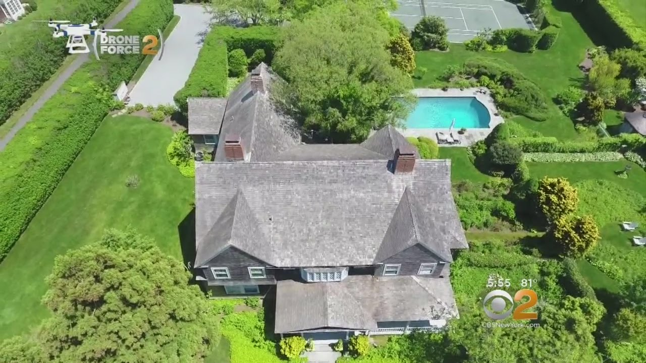 Living Large Grey Gardens In The Hamptons Youtube