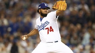 Kenley Jansen Ultimate 2016 Highlights