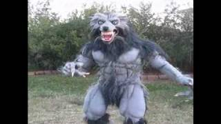 Werewolf Costume 2010 - Video