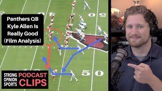 Kyle Allen Is Really Good (Film Analysis)
