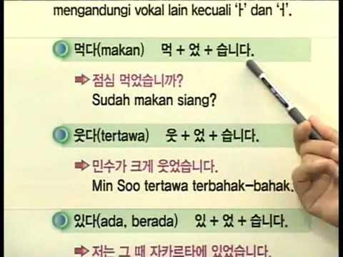 STUDYING HANGUL (Belajar Bahasa Korea) Pola Kalimat Parte 3
