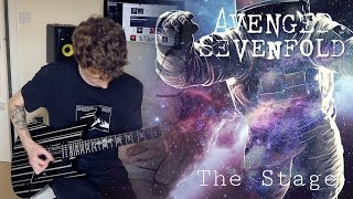 "Avenged Sevenfold - ""The Stage"" (Guitar Cover) - Stafaband"