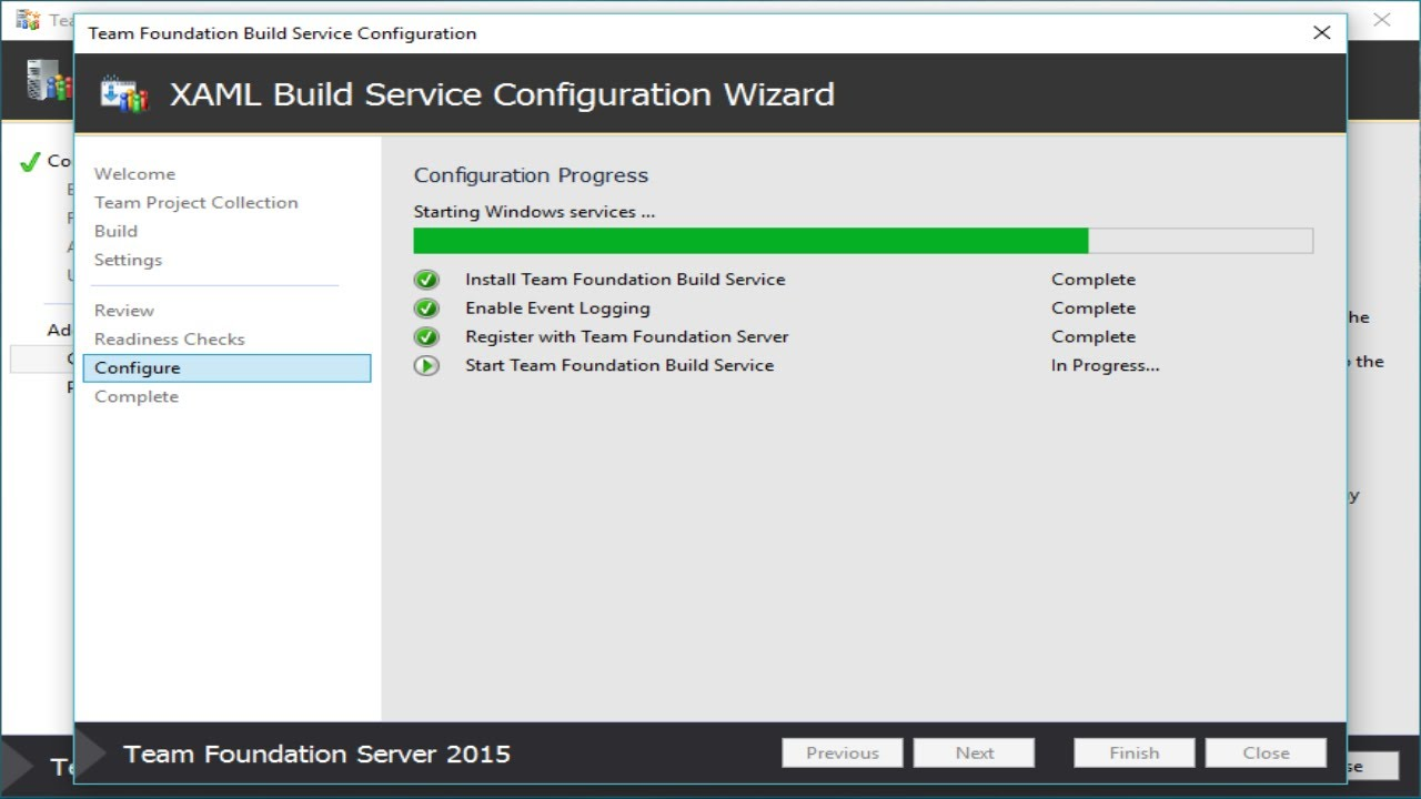 Download and Install Visual Studio Team Foundation Server 2015 on Windows  10 | FoxLearn