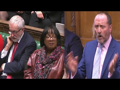 Tory MP digs