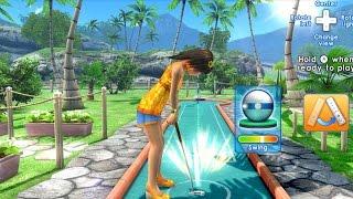 Wiiware Fun Fun Minigolf Wii Gameplay 1080p - Longplay - All 3 Cources