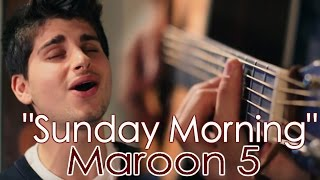 "Maroon 5 - ""Sunday Morning"" (Jacob McCaslin Cover)"