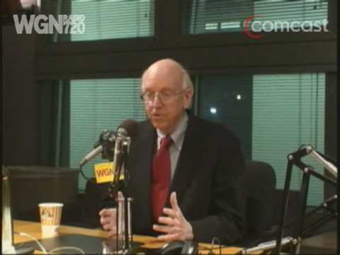 Richard Posner and Sam Peltzman Part 1 of 3