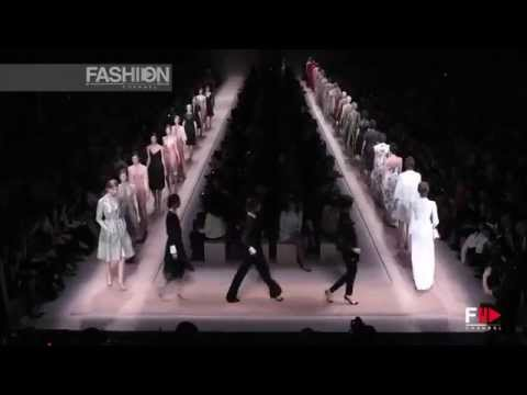 """Valentino"" Fashion Show Spring Summer 2013 Pret a Porter Women Paris Fashion Week Full Show"