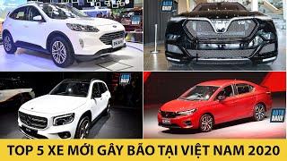 TOP 5 mẫu xe mới GÂY BÃO tại Việt Nam năm 2020 |Autodaily.vn|