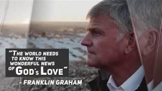 Franklin Graham: Going Where God Leads