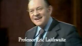 "Eric Laithwaite 1974 RI Christmas Lectures, Lecture 4 ""The Jabberwock"""