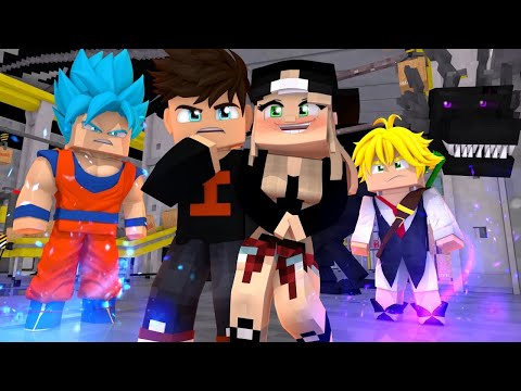 Minecraft: BLACK - NOVA SÉRIE !! Ep.1 ‹ Ine Games ›