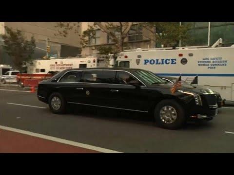 شاهد: -الوحش-... سيارة ترامب الجديدة  - نشر قبل 47 دقيقة