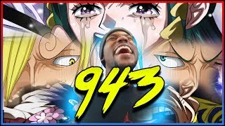 The Boys Are Back!!! - One Piece Chapter 943 Live Reaction/Discussion