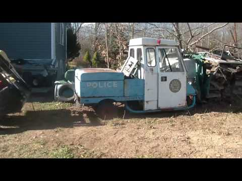 1978 cushman meter maid police 3 wheeler for sale 500 or honda trade youtube. Black Bedroom Furniture Sets. Home Design Ideas
