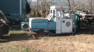 1978 cushman meter maid police 3 wheeler for 500 or honda trade 1978 cushman meter maid police 3 wheeler for 500 or honda trade