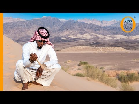 Bedouin tribe in the Arabian desert: from ecolife to Arabic