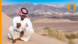 Bedouin tribe in the Arabian desert from ecolife to Arabic food recipes