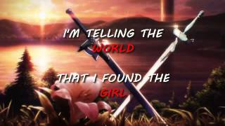 Nightcore - Telling the world w- Lyrics