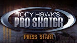 Игромания-Flashback: Tony Hawk's Pro Skater (1999)