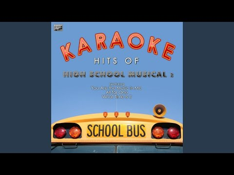 Bet on it high school musical karaoke songs bet on you download