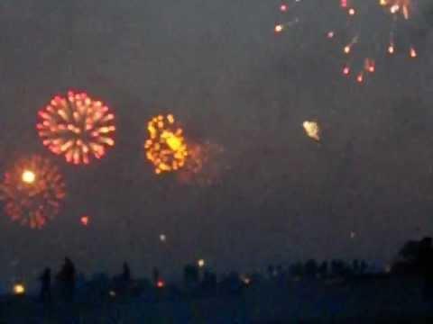 Long Beach Wa Fireworks
