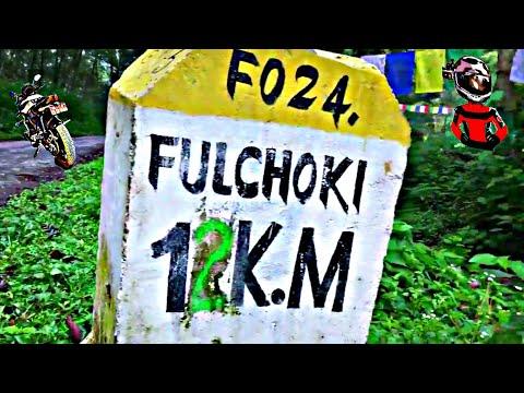 Ride to Fulchowki