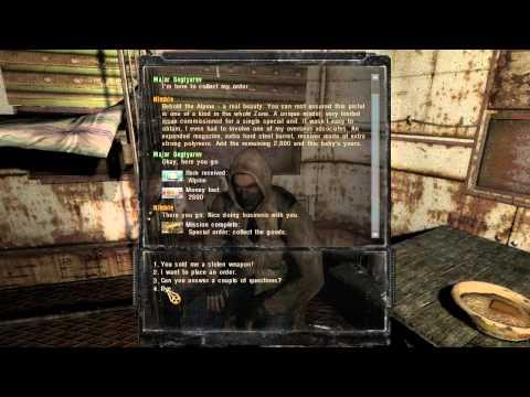 Let's Play: STALKER Call of Pripyat Bonus 1  