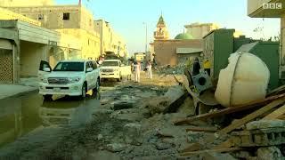 بي بي سي تدخل بلدة العوامية في السعودية