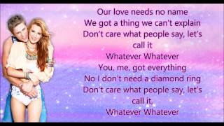 Call it whatever- Bella Thorne Lyrics