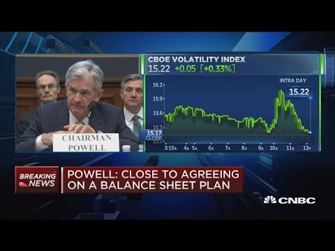 Fed's Jerome Powell: Banking system is better capitalized than before