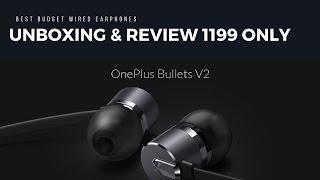 Oneplus V2 Bullets Earphones | New Best Budget Earphones | Sharmaji Technical