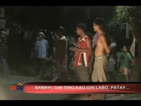 48 anyos nga babaye patay sa Sibalom