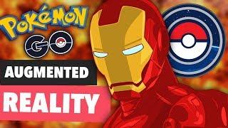 Wie der Iron Man Anzug und die Pokémon GO Kamera funktionieren | Augmented Reality